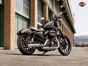 Harley Davidson Sportster Iron 883 XL883N