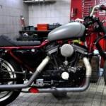 91 Harley Davidson 883 Sportster by Blitz