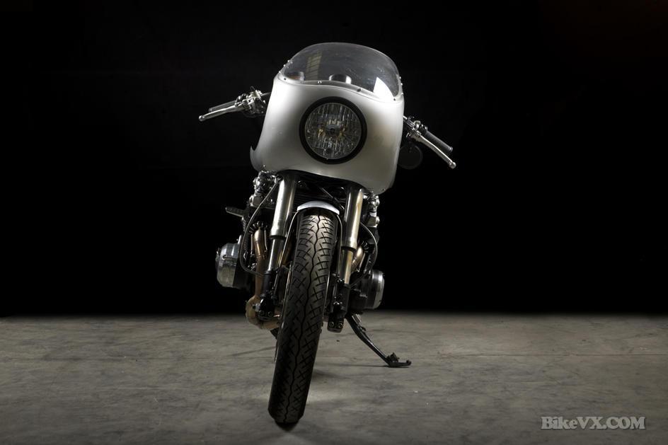 Honda CB900F front end