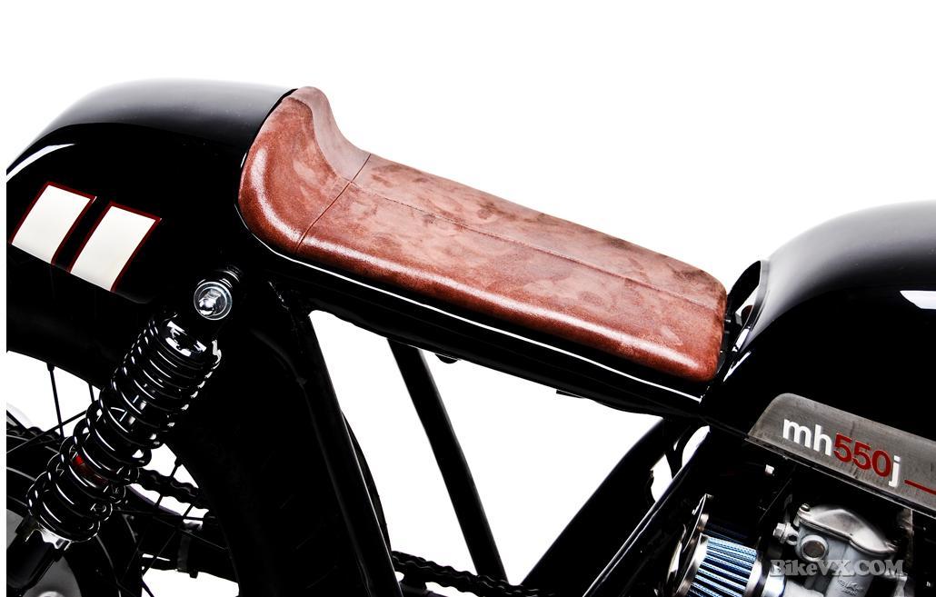 Honda CB550 solo seat