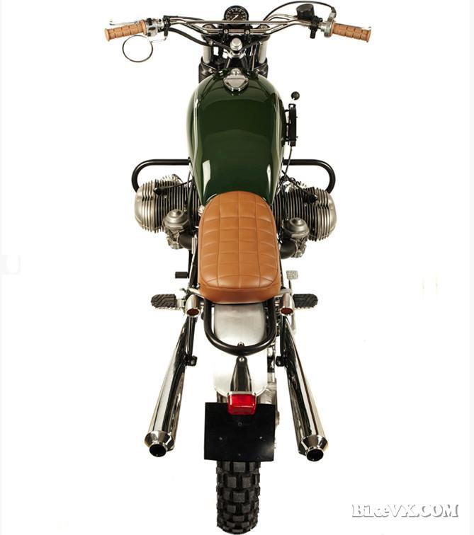 custom BMW bike