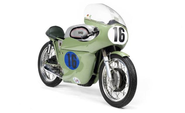 1966 Norton 350cc Manx