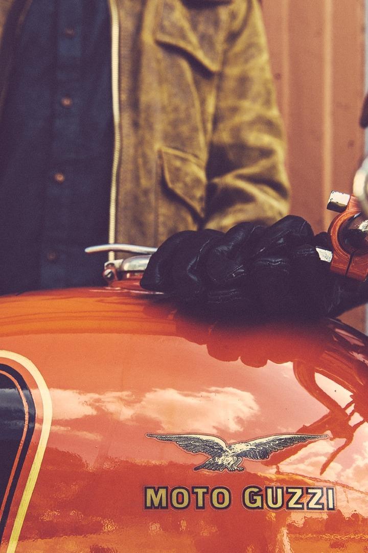 Moto Guzzi from 1954