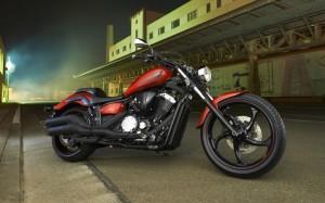 New Yamaha XVS1300 custom