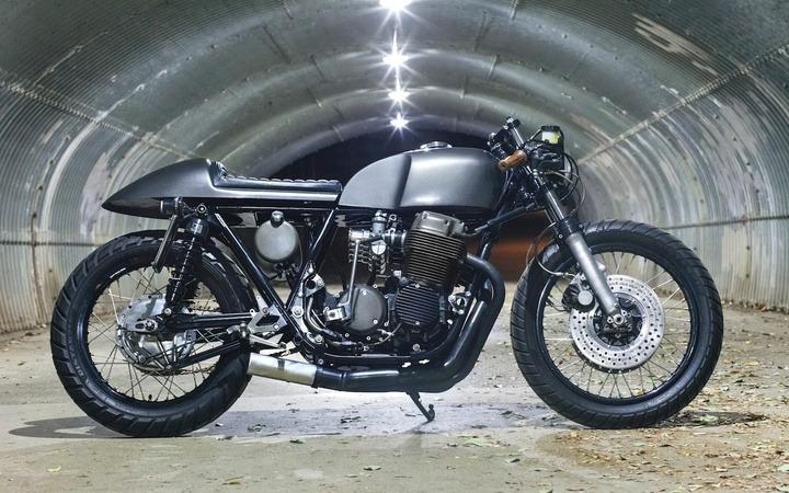1970 Honda CB750 Cafe Racer