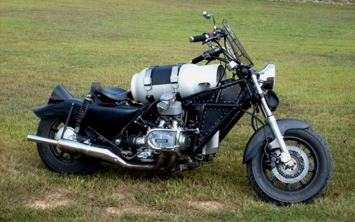 Honda GL1200 custom