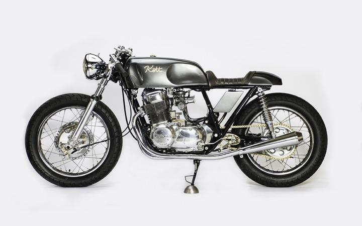 Honda CB 750 by Kott