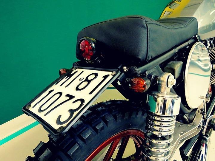 Moto Guzzi V35 classic