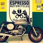 Moto Guzzi V35 Scrambler by Espresso Motorcycles