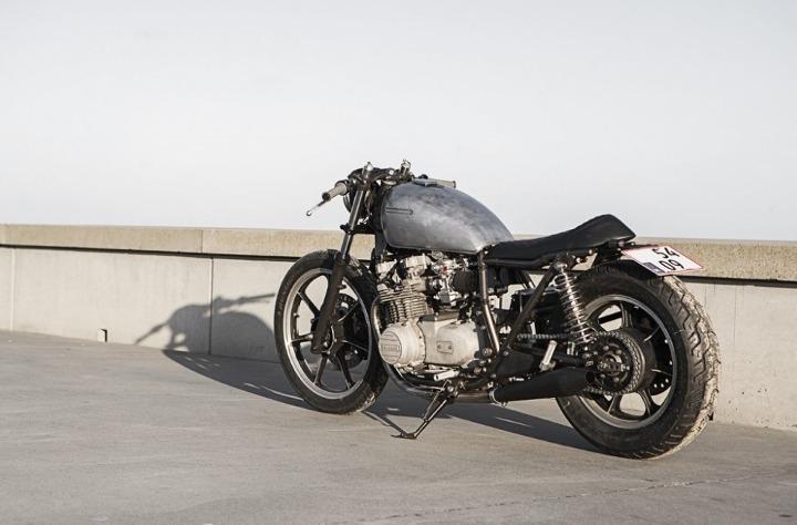 Kawasaki Z750 Monkee #61
