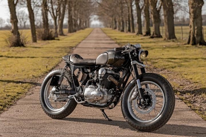 Kawasaki W650 by Old Empire Motorcycles