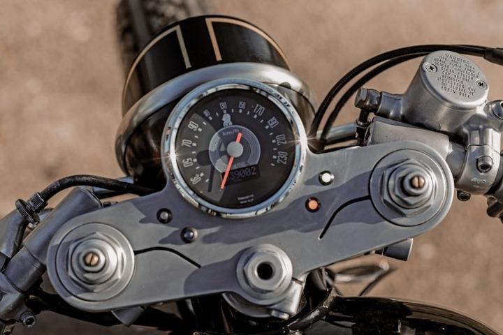 W650 instrumentation