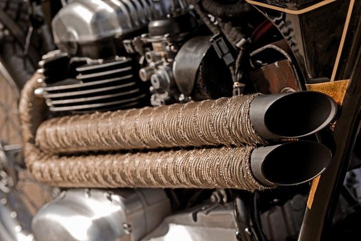 Kawasaki the engine