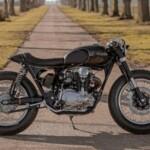 "2001 Kawasaki W650 ""Merlin"" by Old Empire Motorcycles"