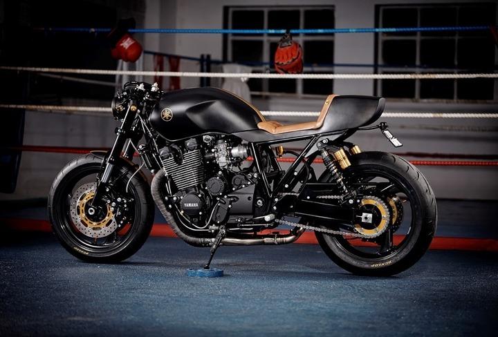 itrocksbikes Stealth Yamaha xjr 1300