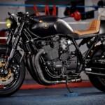"2003 Yamaha XJR 1300 ""Stealth"" by itroCkS!bikes"