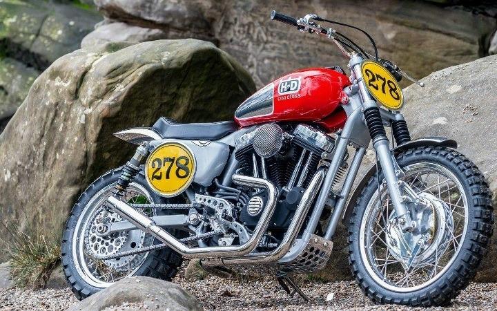 LX 1200 Harley Davidson
