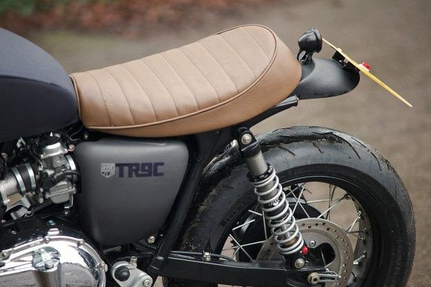 triumph seat