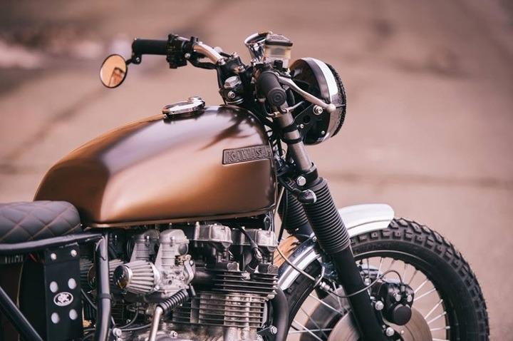 custom Kawasaki Croatia