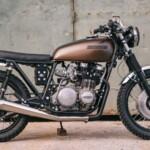 Kawasaki Z650 Heritage by Retro Bikes Croatia