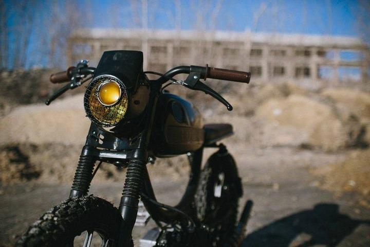 1980 custom puch magnum