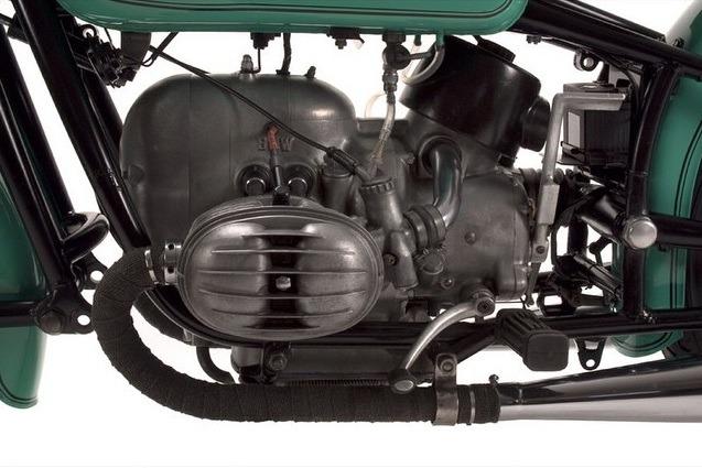 bmw r69s engine