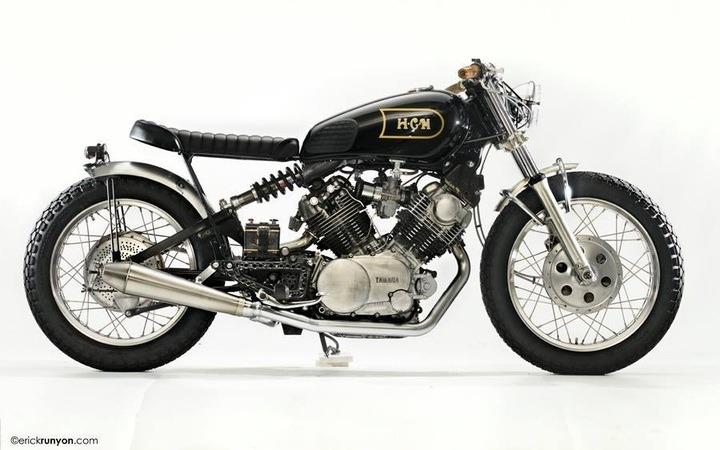 Yamaha XV920R by Greg Hageman