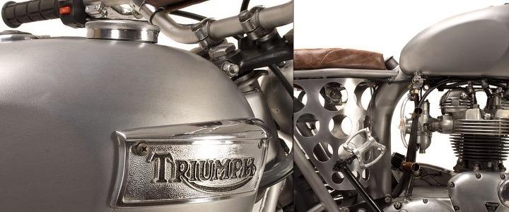 Triumph 1971 custom
