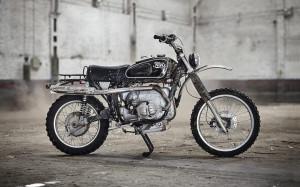 BMW R100 / 7 'Scram / 7' by Fuel Bespoke Motorcycles