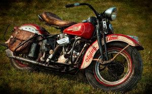 1936 Harley Davidson Knucklehead