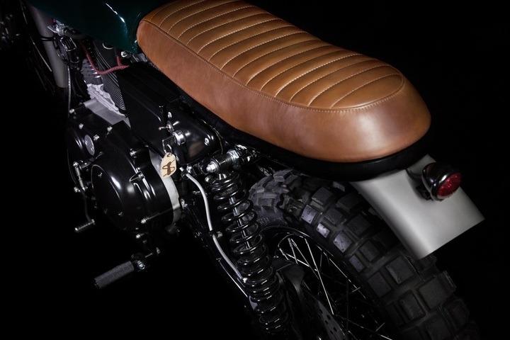 Harley Davidson Sportster by VDBMoto