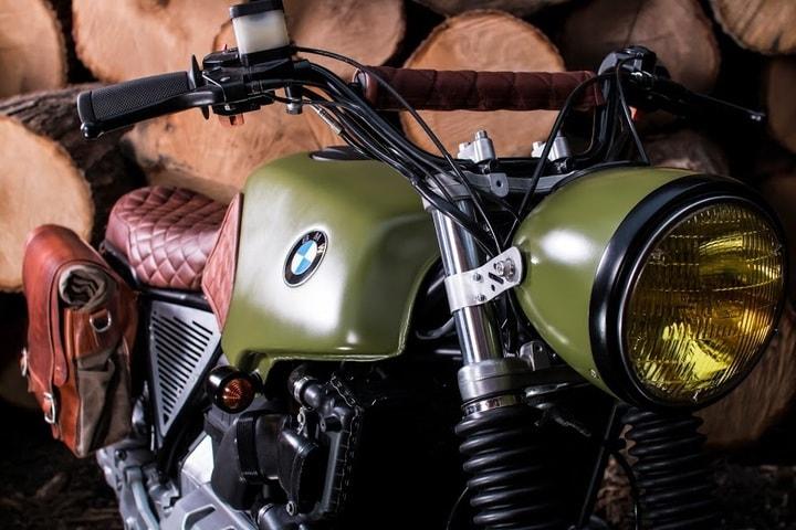 BMW by Vintage Steele