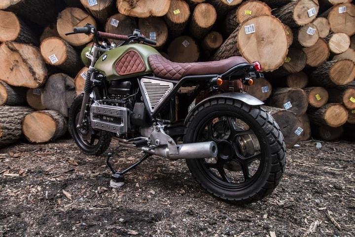 Vintage Steele build