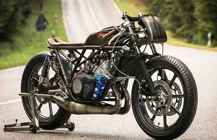 Yamaha RD350 Falcon
