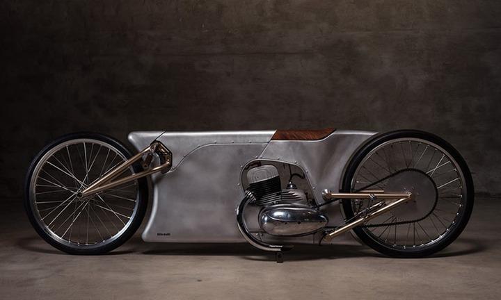 Urban Motor 39 S Artly Creation Jawa 350 Easy Like Sunday