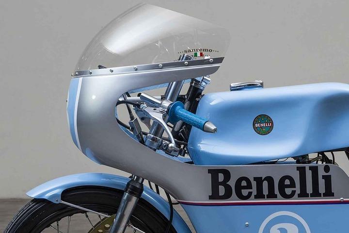 Benelli 250 1968
