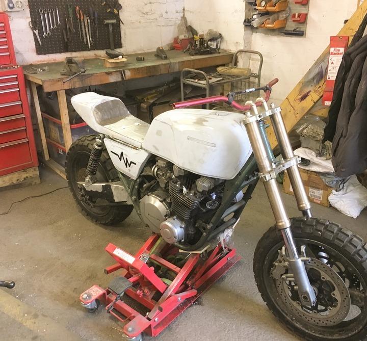 1982 Kawasaki Z1000J 'FlatLiner'