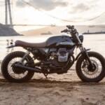 Moto Guzzi V7 Classic by Bunker Custom Cycles