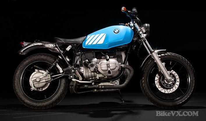 BMW R80 1985 custom classic