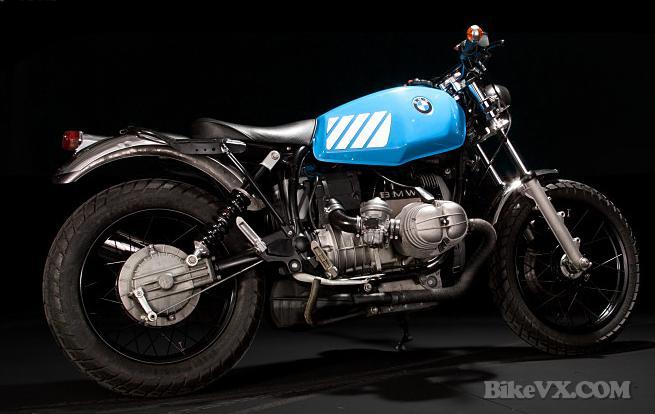 BMW R80 profile