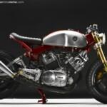 """Custom Yamaha XV750 Virago """"GoGo"""""""