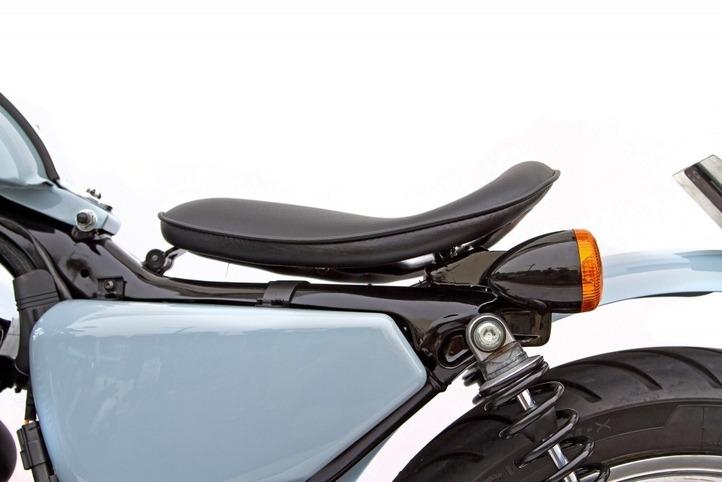 Sportster solo seat