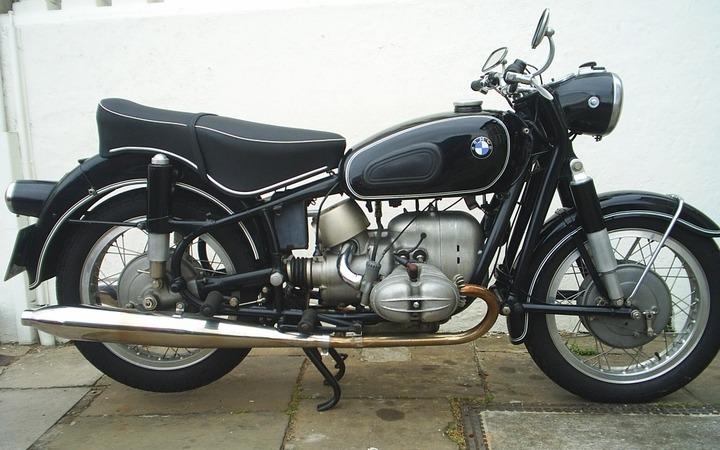 Classic BMW R69S