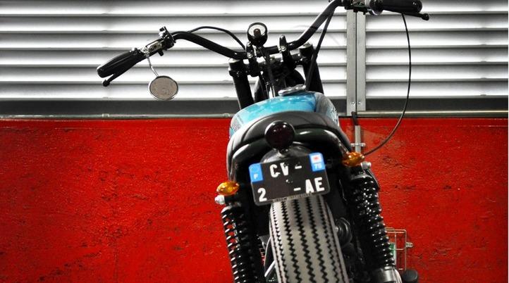 Kawasaki by Blitz - bars