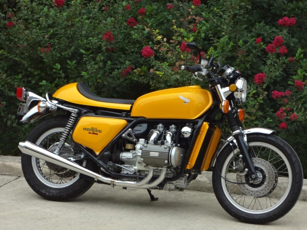 Honda GL1000 Cafe