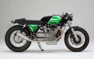 """Custom 1978 Moto Guzzi SP """"Machine 9"""" by KaffeeMaschine"""