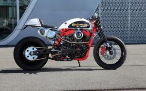 Harley Davidson Sportster XR1200X Cafe racer by Zen