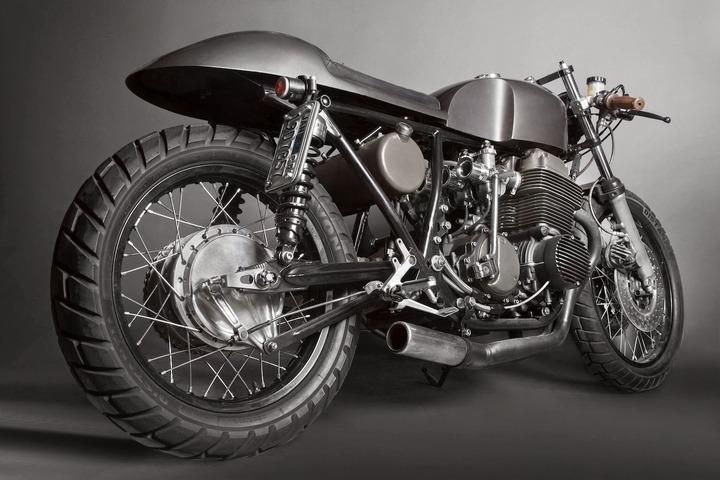 Honda CB 750 by Vincent