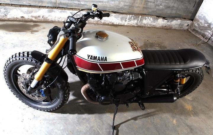 Custom Yamaha XJ900