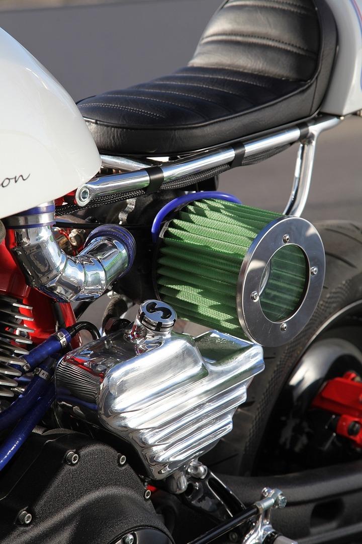 Harley Davidson Sportster subframe